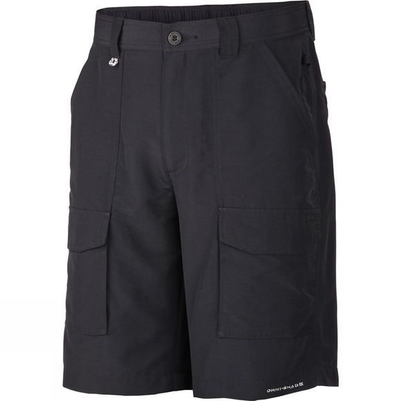 Columbia Mens PFG Permit II Shorts Black