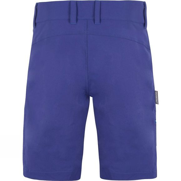 Skogstad Mens Saksi Sport Shorts Shock Blue