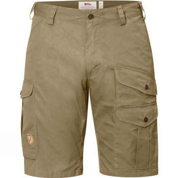 Fjallraven Mens Barents Pro Shorts Sand-Sand