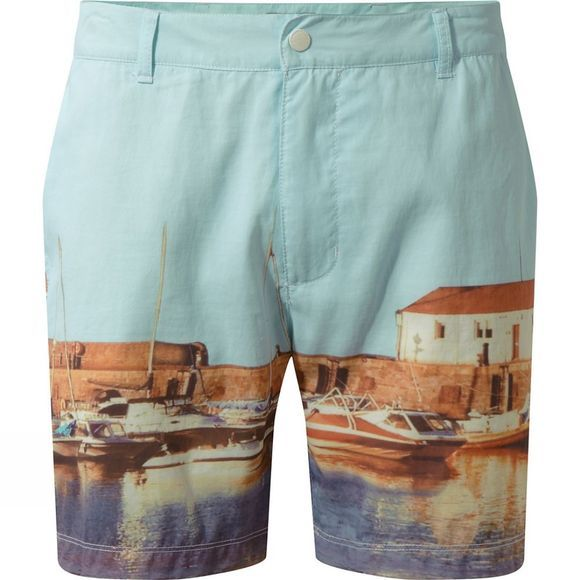 Craghoppers Mens Northbeach Shorts Photo Blue
