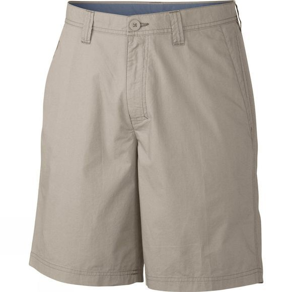 Columbia Mens Washed Out Shorts Fossil