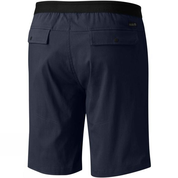 Mountain Hardwear Mens AP Scrambler Shorts Dark Zinc