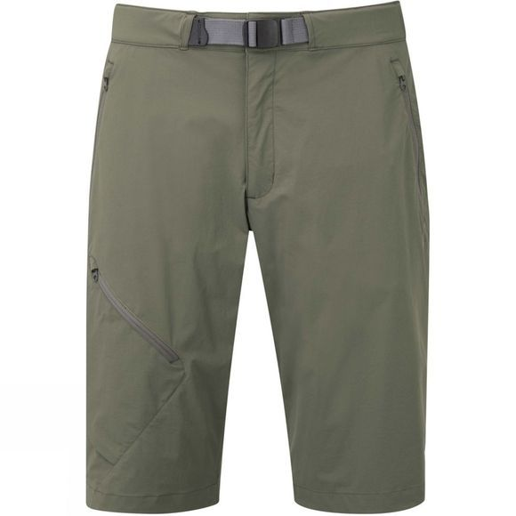 Mountain Equipment Mens Comici Shorts Mudstone