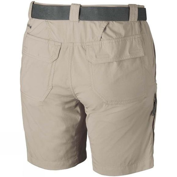 Columbia Mens Silver Ridge II Shorts Tusk