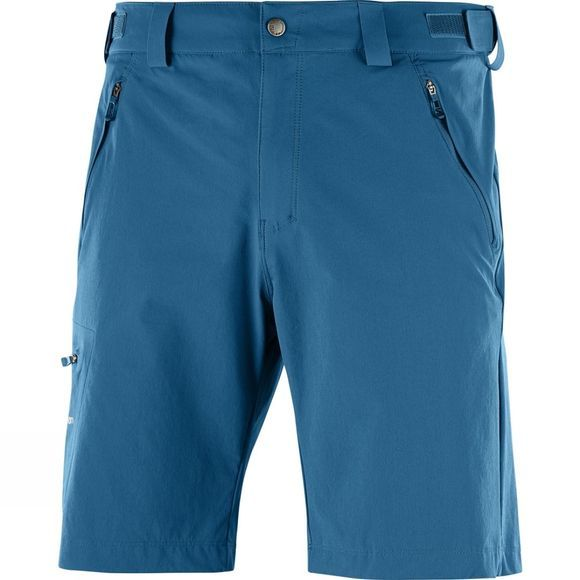 Salomon Mens Wayfarer Shorts Moroccan Blue