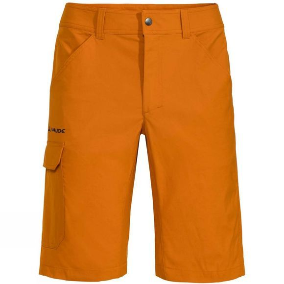 Vaude Men's Skarvan Bermuda II Orange Madder
