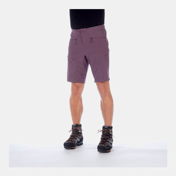 Mammut Mens Sertig Shorts Galaxy