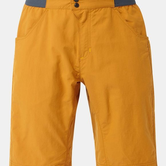 Mountain Equipment Mens Inception Shorts Pumpkin Spice