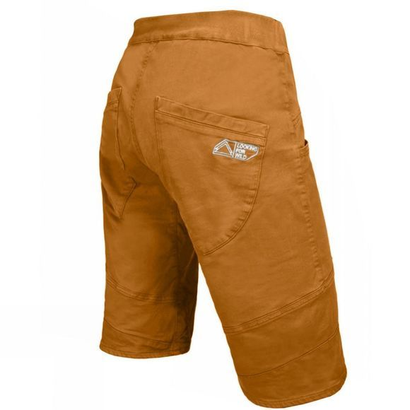 Looking for Wild Mens Technical Shorts Camel