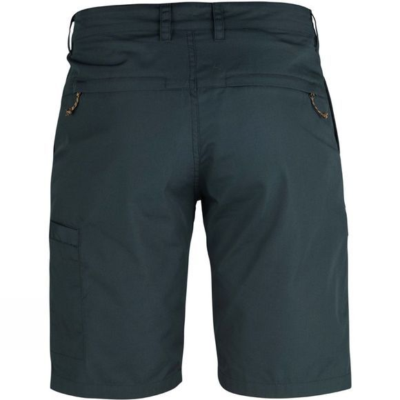 Fjallraven Mens Travellers Shorts Dark Navy
