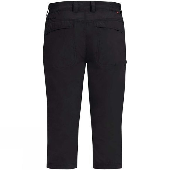 Vaude Men's Farley Capri Pants Black