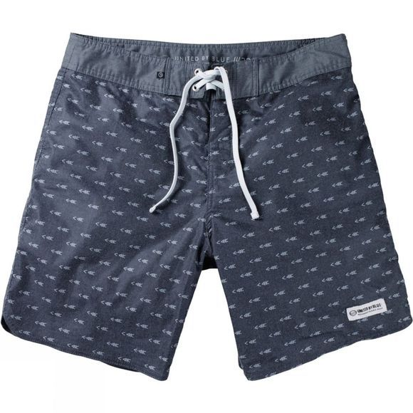 United By Blue Mens Longbow Shorts Navy