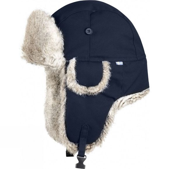 Fjallraven Singi Heater Hat Dark Navy