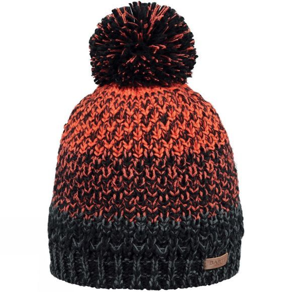 Barts Mens Lester Beanie Orange