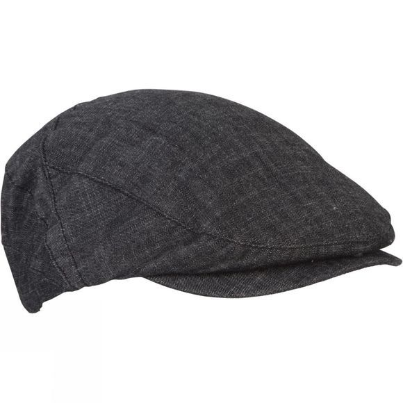 Mens Denim Flatcap