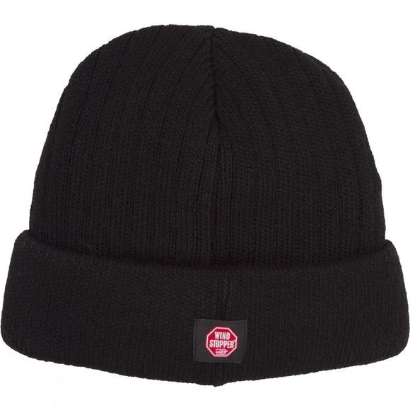Ayacucho Mens Windstopper Beanie Black