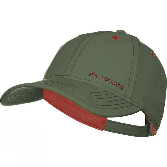 Vaude Softshell Cap Cedar Wood