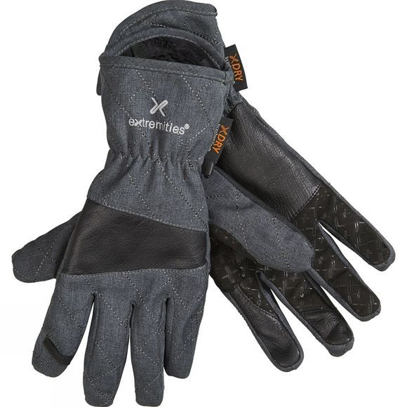 Extremities Mens Altitude Glove Grey