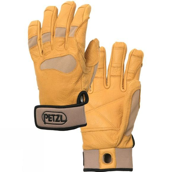 Petzl Mens Cordex Plus Glove Tan / Beige