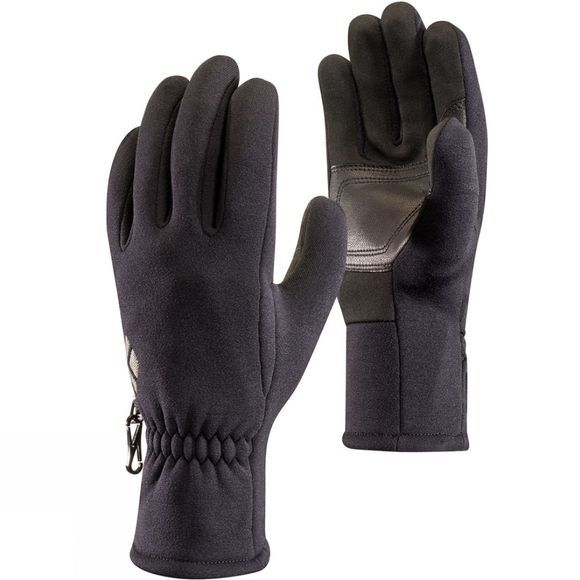 Black Diamond Mens Heavyweight Screentap Glove Black