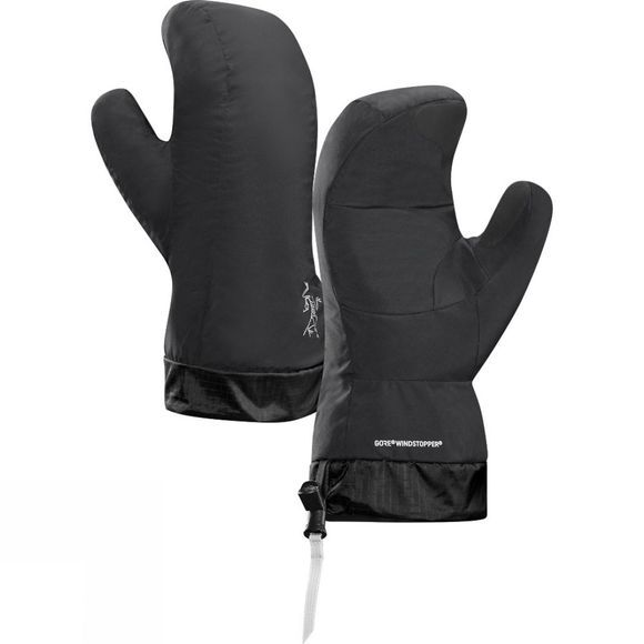 Arc'teryx Down Mitten Black