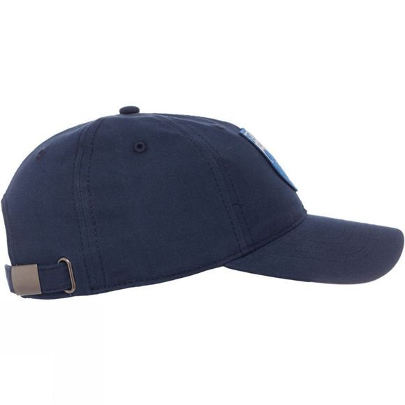 The North Face Canvas Work Ball Cap Cosmic Blue