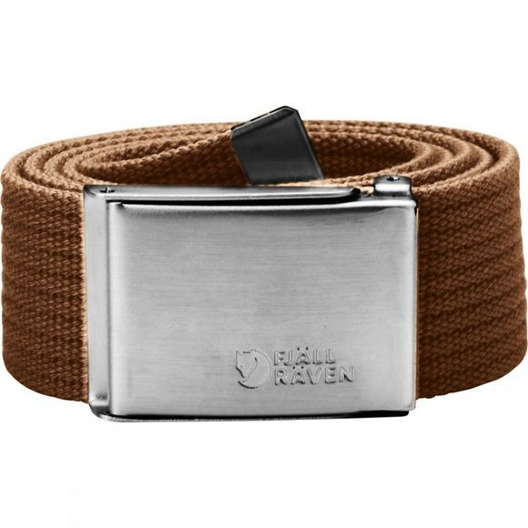 Mens Canvas Belt