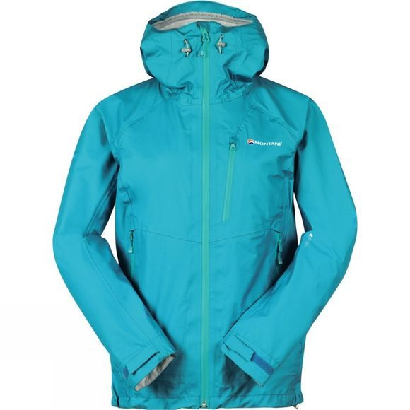 Montane Womens Air Jacket Blue Ridge