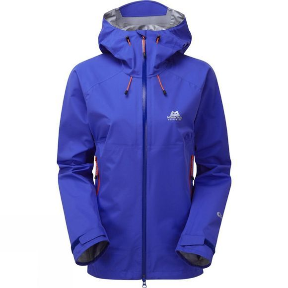 Mountain Equipment Womens Odyssey Jacket Celestial Blue