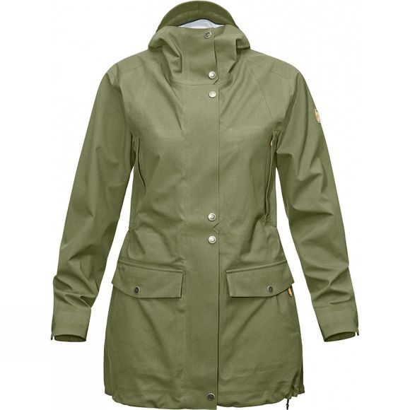 Womens Övik Eco-Shell Parka