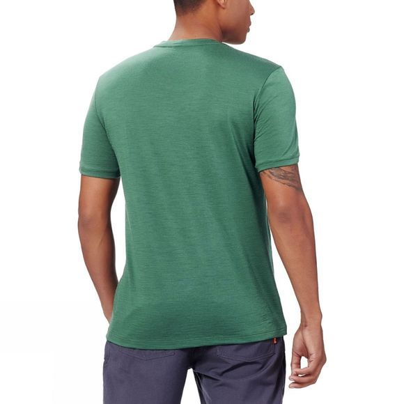Mens Tech Lite Short Sleeve Crewe Wellington in Awe