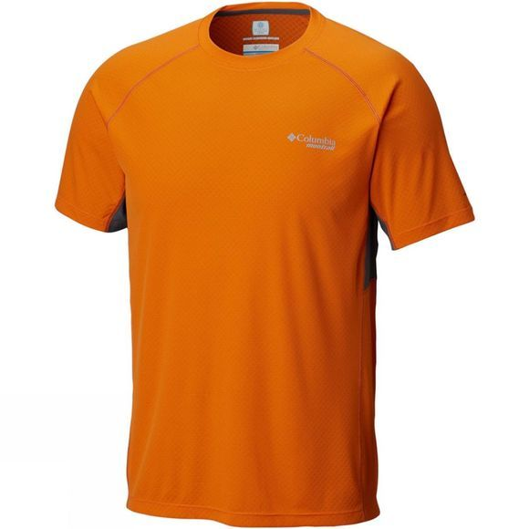 Mens Titan Ultra Short Sleeve Shirt