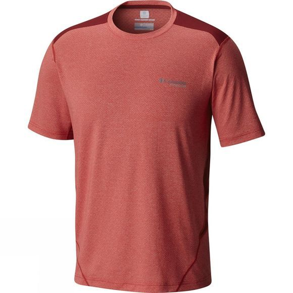 Mens Titan Ice Short Sleeve Shirt