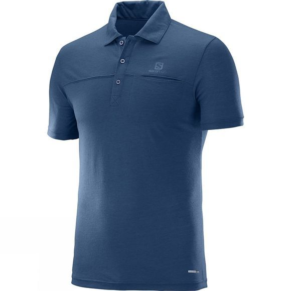Mens Explore Polo