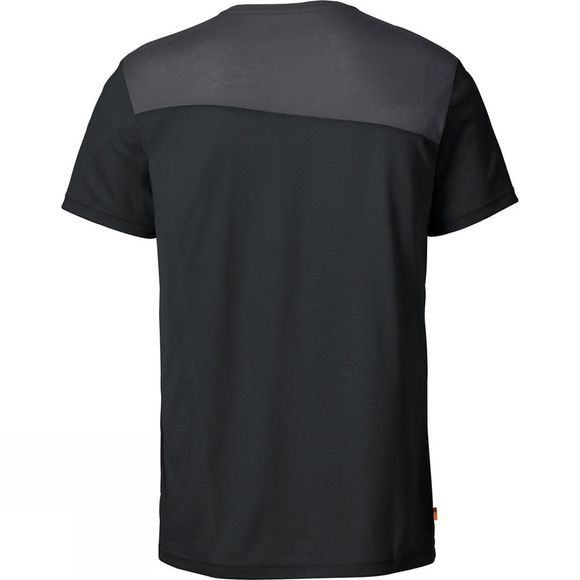 Vaude Mens Sveit Shirt Black