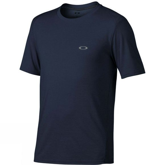 Oakley Mens Link Short Sleeve T-Shirt Fathom
