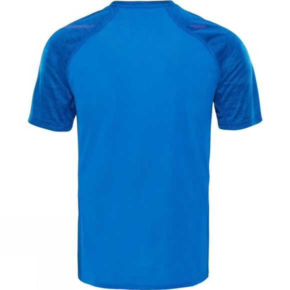 The North Face Mens Ambition T-Shirt Turkish Sea Heather