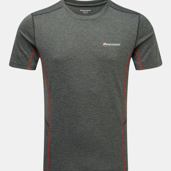 Montane Mens Dart T-Shirt Shadow
