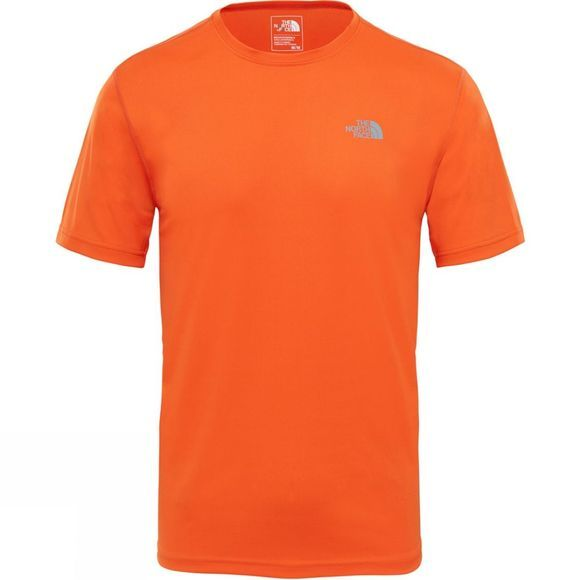 The North Face Mens Flex T-Shirt Persian Orange