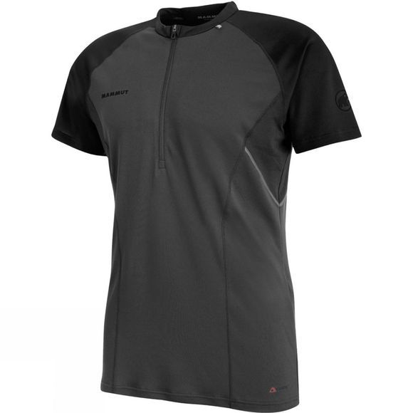 Mens Sertig Half Zip T-Shirt