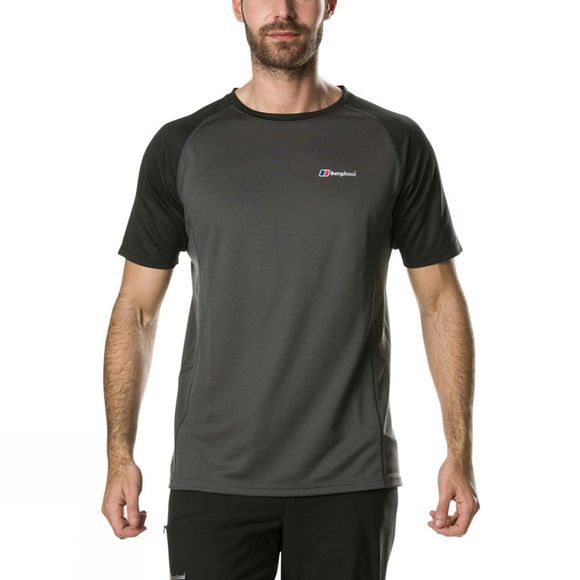 Mens Tech Tee 2.0 Crew Short Sleeve