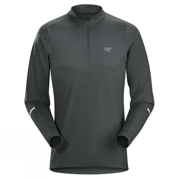 Arc'teryx Men's Cormac Zip Neck Long Sleeve Shirt Janus