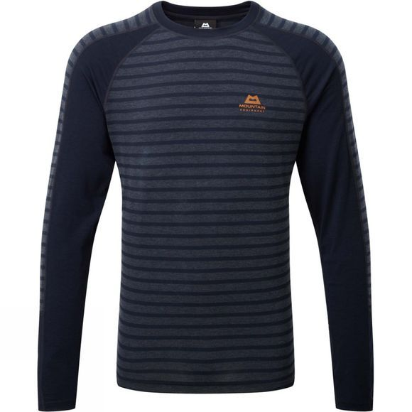 Mens Redline Long Sleeve Tee