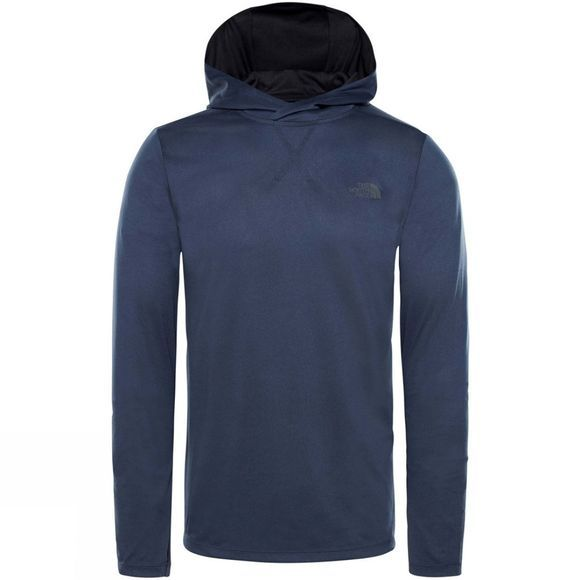 The North Face Mens Reactor Hoodie Urban Navy