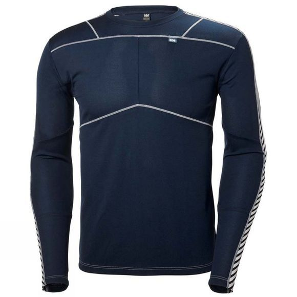 Helly Hansen Mens Lifa Crew Navy
