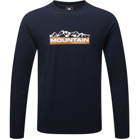 Mountainscape LS Tee