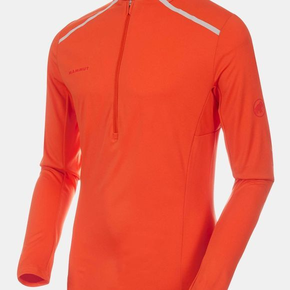 Mammut Mens Atacazo Light Zip Pull Zion
