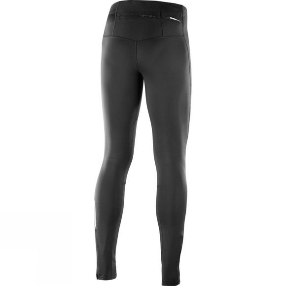 Salomon Mens Agile Long Tights Black