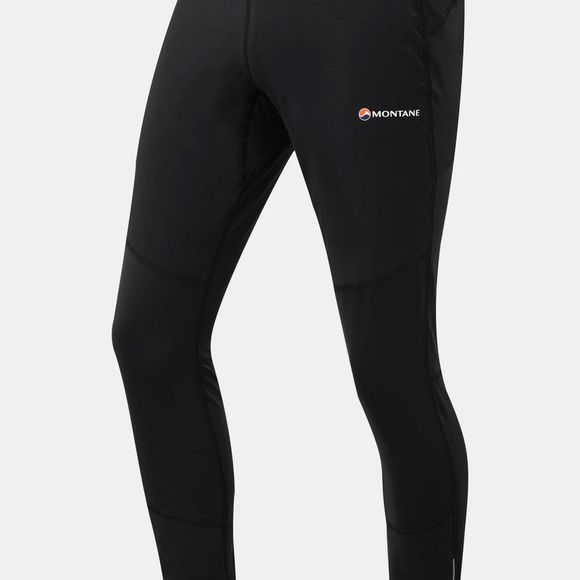 Montane Mens Trail Series Thermal Tights Black