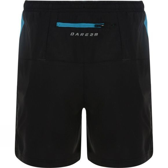 Dare 2 b Mens Undulate Shorts Black